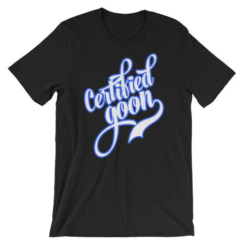 Certified Goon Design T-Shirt - Certified227