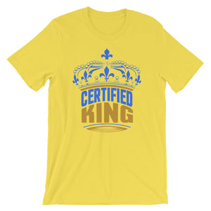 Certified King T-Shirt Design - Certified227