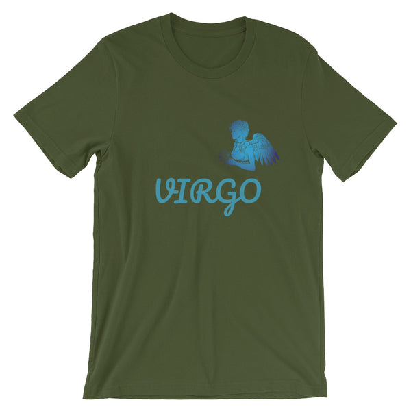 Virgo Short-Sleeve T-Shirt - Olive