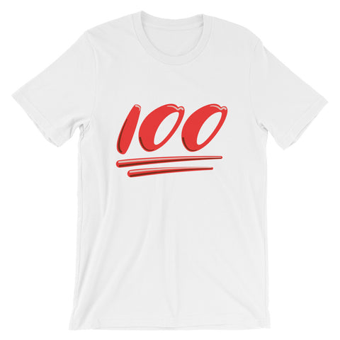 Certified 100'S Short-Sleeve T-Shirt - Certified227