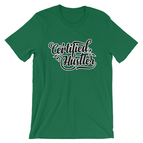 Certified Hustler Short Sleeve T-Shirt - Certified227