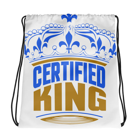Certified King Drawstring Bag - Certified227