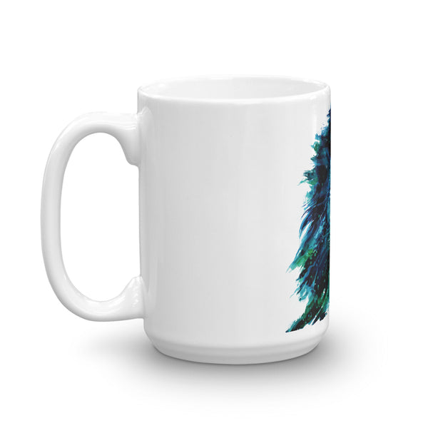 Blue Beast Coffee Mugs Design - Certified227