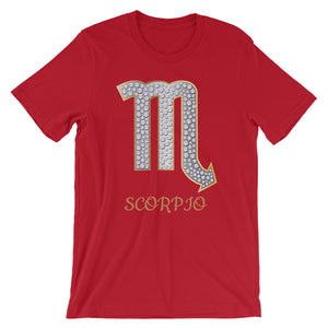 Scorpio Short-Sleeve T-Shirt - Red