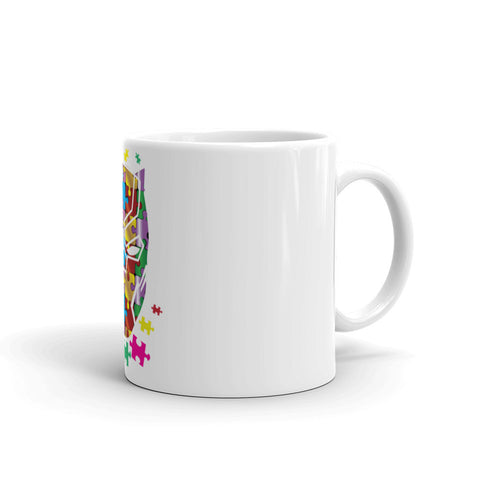 Autism Panther Coffee Mug Design - Certified227