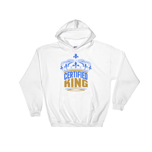 Certified King Hoodie Sweatshirt Design - Certified227