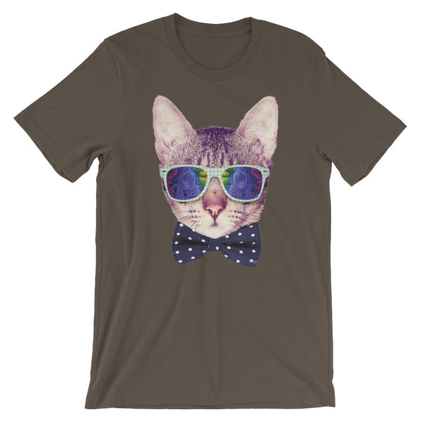 Cool Cat Unisex T-Shirt Design - Certified227