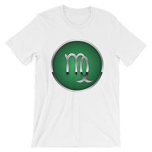 Virgo Short-Sleeve T-Shirt#2 - White