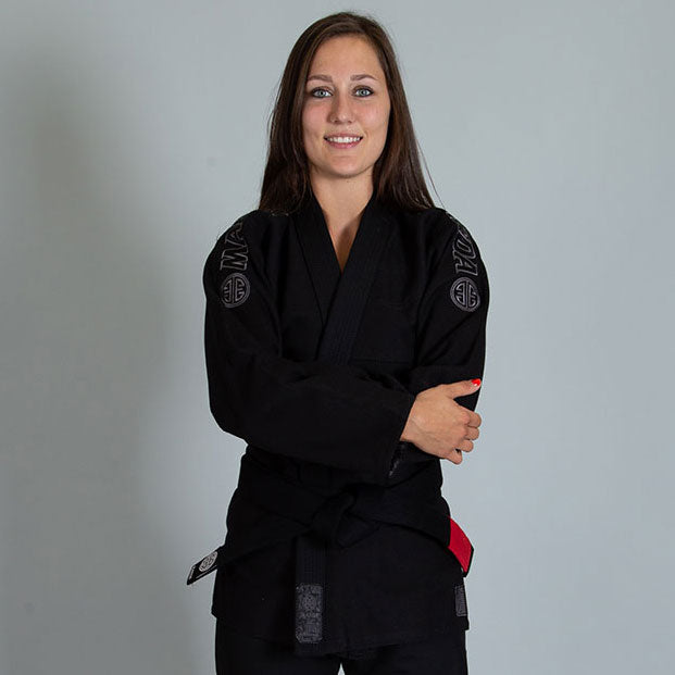 Yurei Women's Gi-Black