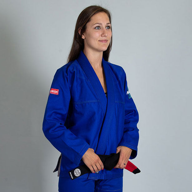 Red Label Women's Gi  (Free White Belt) - Blue