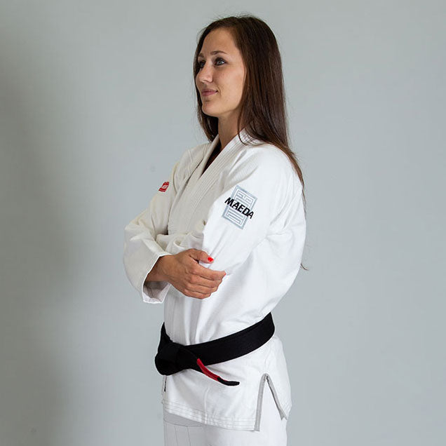 Red Label Women's Gi  (Free White Belt) - White