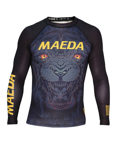 Raion Long Sleeve Rash Guard