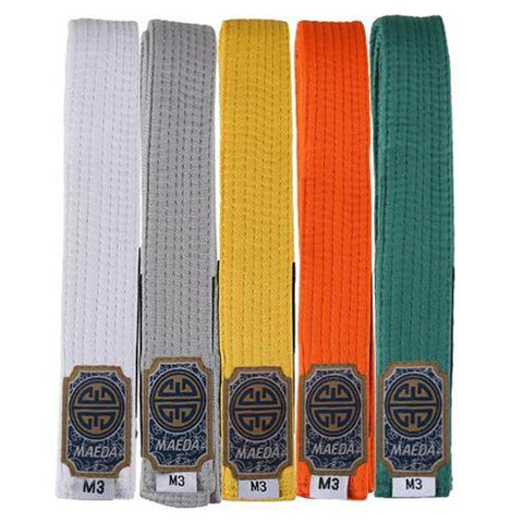 Maeda Kids Belts-Solid Color