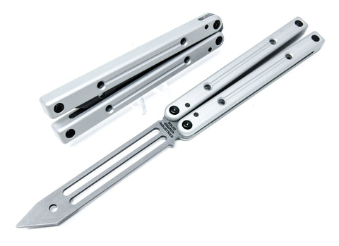 Top Ten Balisong Trainers on Knife Pivot Lube