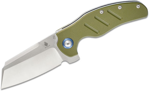 pocketknife edc every day carry hard-use kizer sheepsfoot