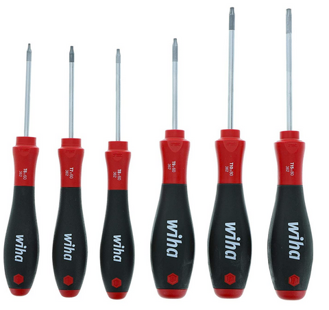 Wiha Torx Driver set for knives and balisong butterfly knives