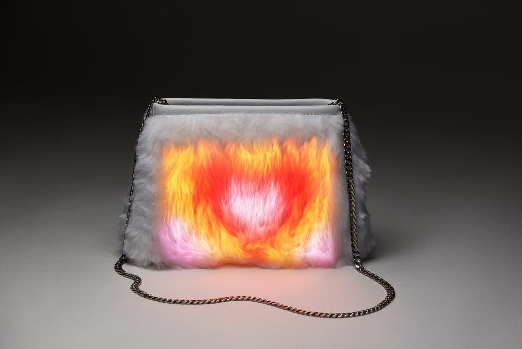 Light up accessories like the Aurora Handbag aren't just for teens.