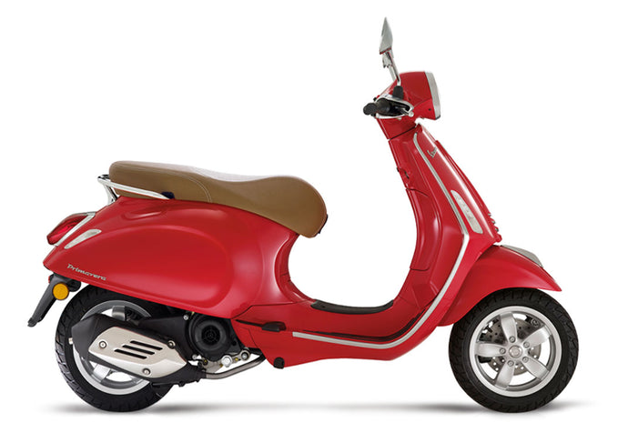 Vespa Scooter Rental