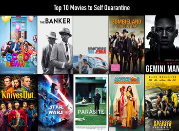 Top 10 Movies to Self Quarantine