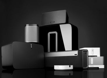 Sonos 5.1 Wireless Audio System.The ultimate audio solution for cable-free living.