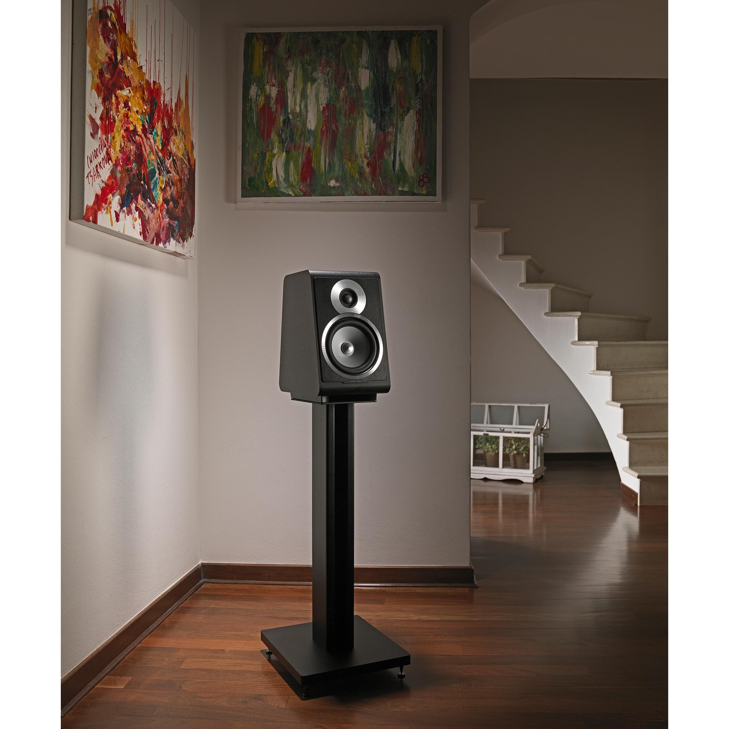Sonus Faber Principia 1 Bookshelf Speaker (Pair), Sonus Faber, Bookshelf Speakers - Auratech LLC