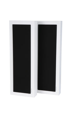 DLS Flatbox XL On wall speaker with big sound - Pair