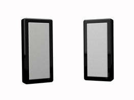 DLS Flatbox M-One On-wall speaker - Pair, DLS, On Wall Speaker - Auratech LLC