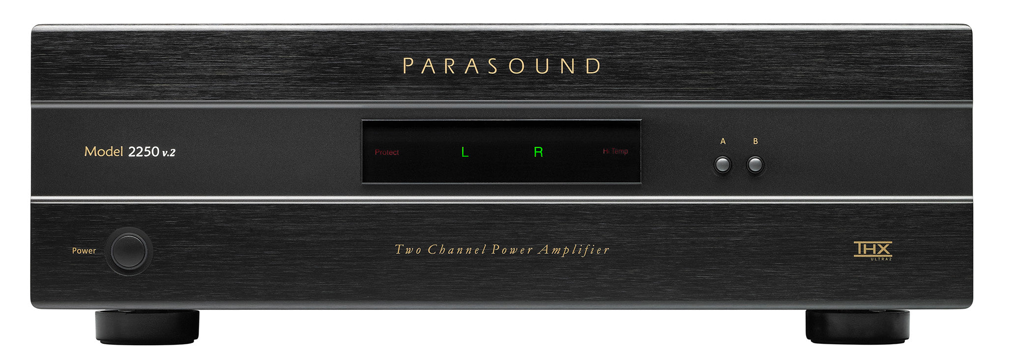 Parasound - 2250 v.2, Parasound, Power Amplifier - Auratech LLC