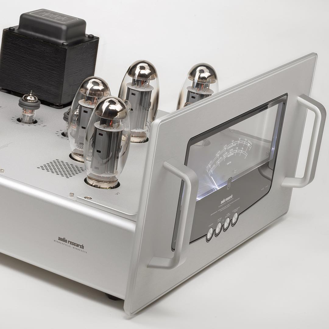 Audio Research Reference 160M Power Amplifier - Auratech LLC