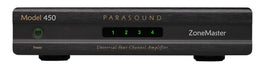 Parasound ZoneMaster 450 Universal 4 Channel 8 speaker Amplifier, Parasound, Power Amplifier - Auratech LLC