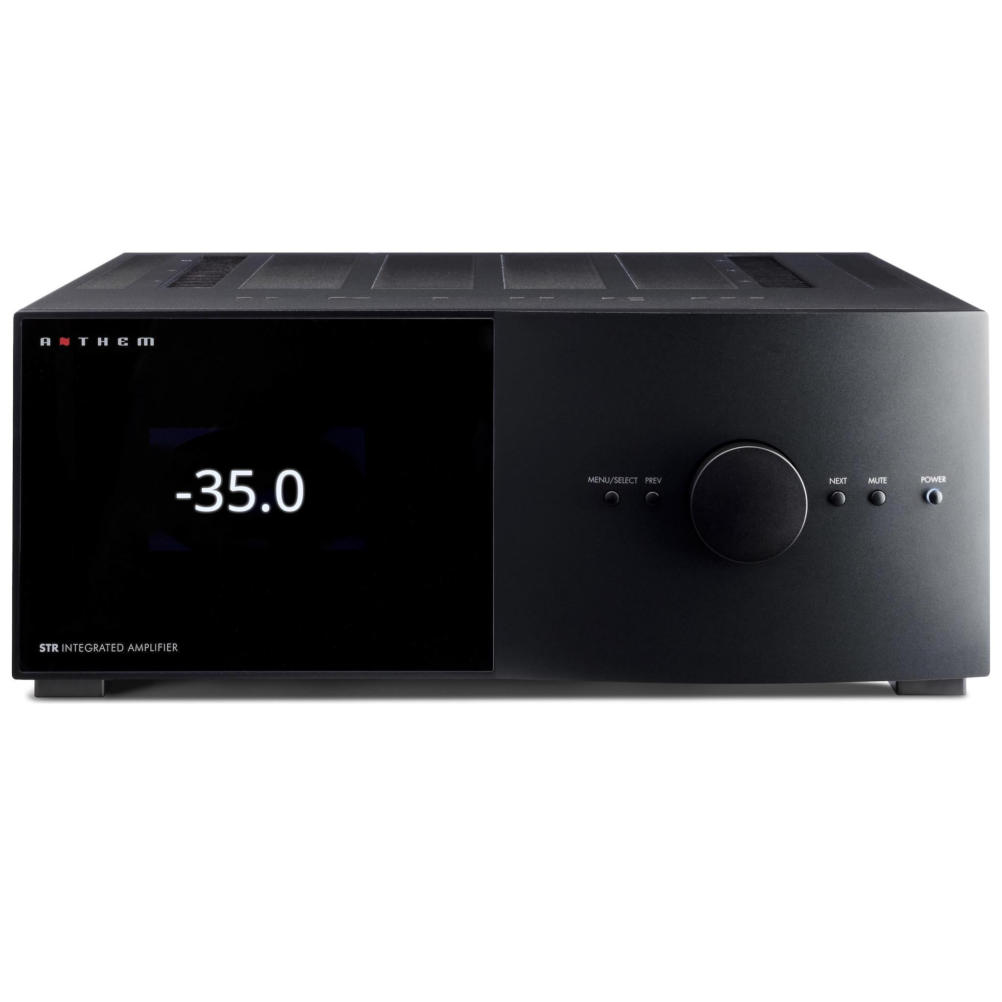 Anthem AV STR Integrated - Integrated Amplifier