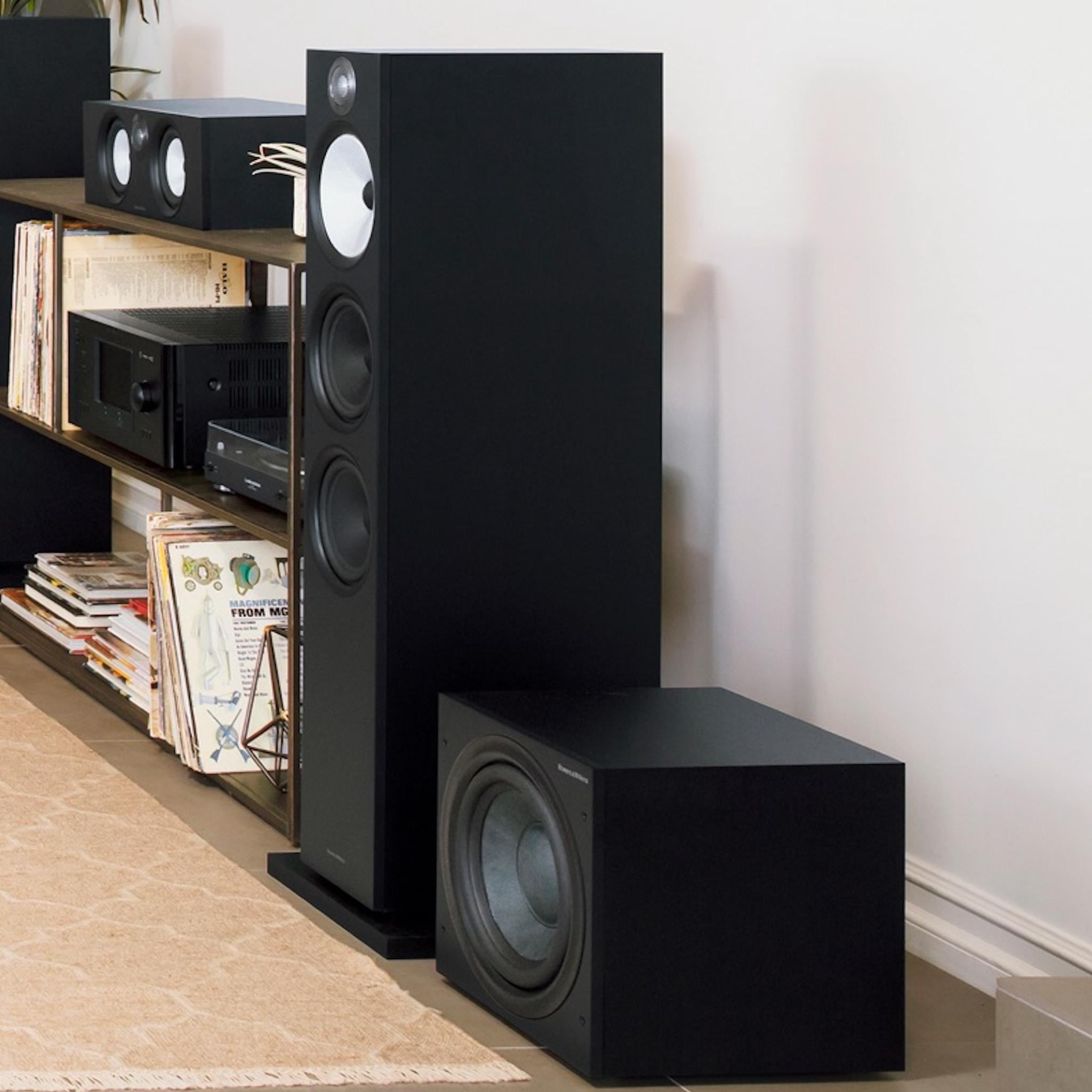 Bowers & Wilkins ASW608 - Powered Subwoofer