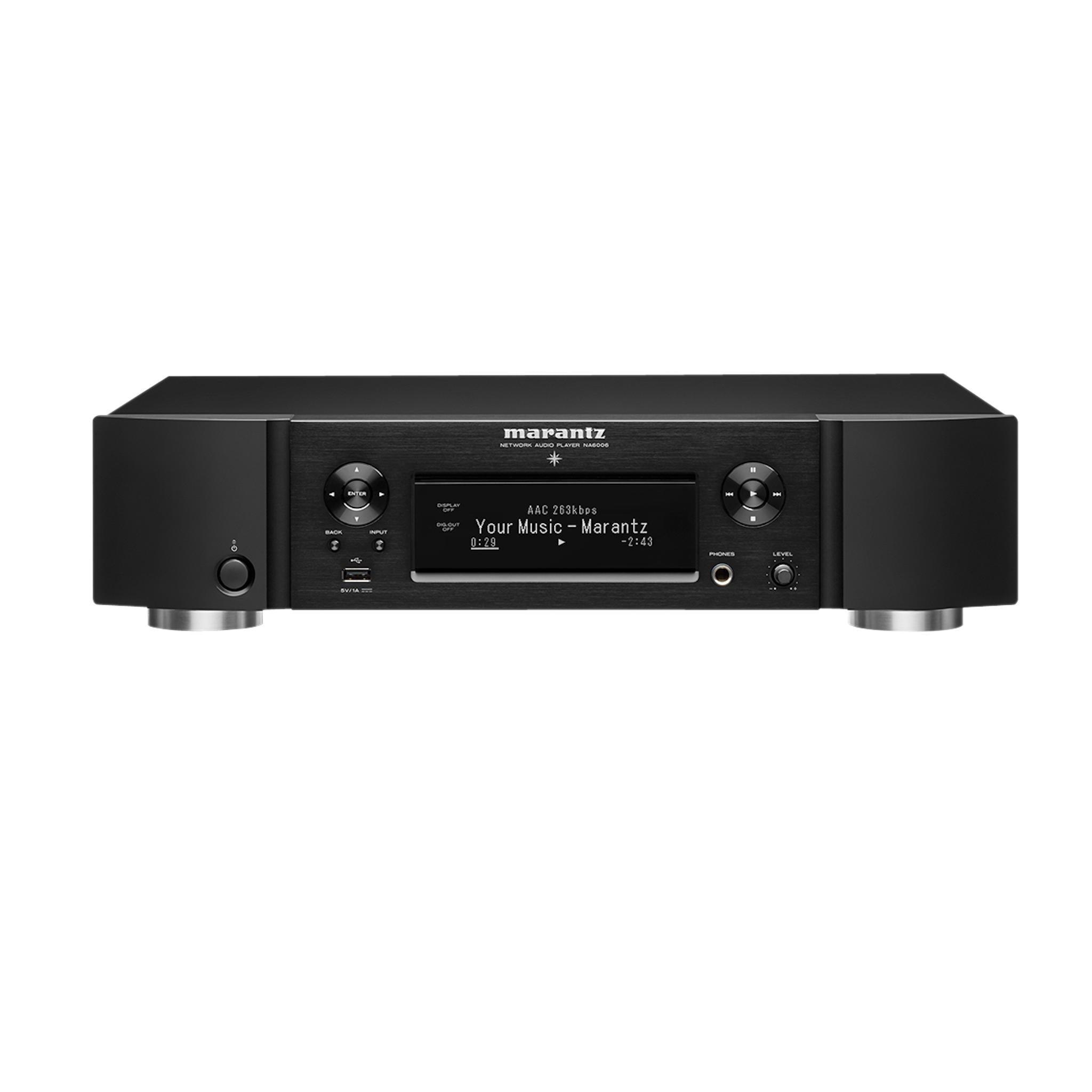 Marantz NA6006 - Network Audio Player - AVStore
