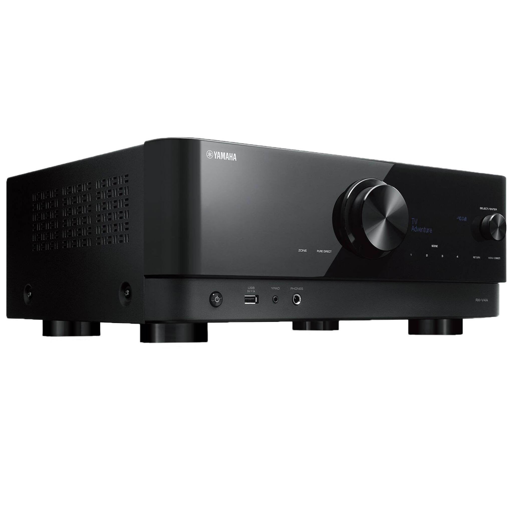 Yamaha RX-V4A - 5.2 Channel AV Receiver, Yamaha, AV Receiver - AVStore.in