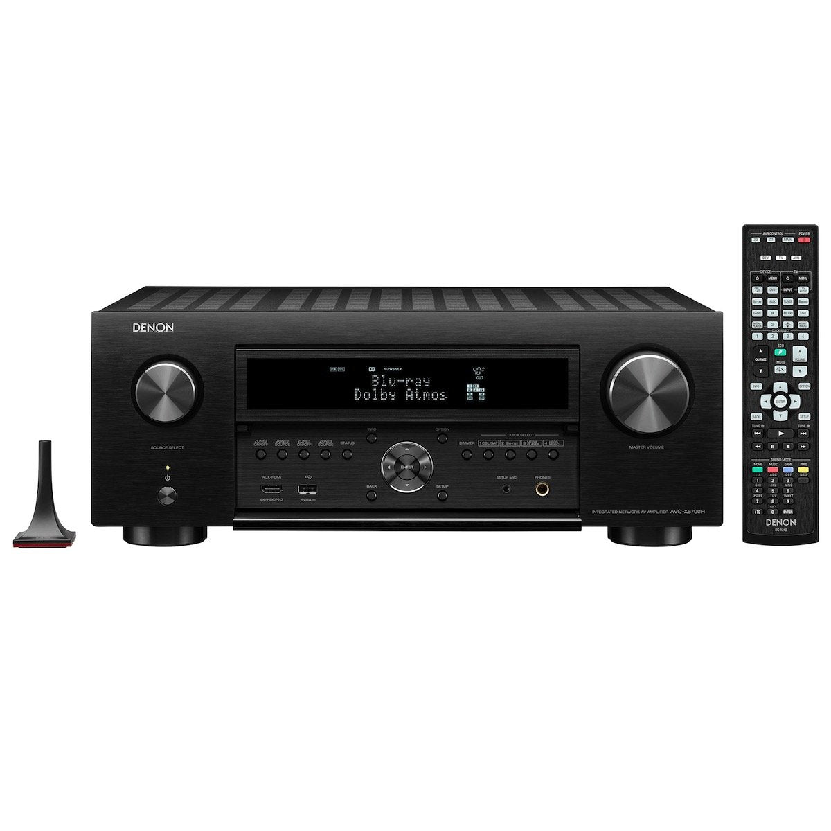 Denon AVC-X6700H - 11.2 Channel AV Receiver - AVStore.in