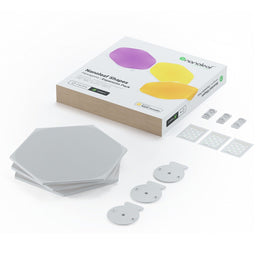 Nanoleaf Shapes Expansion Packs - 3 Panels, Nanoleaf, Smart Lighting - AVStore.in