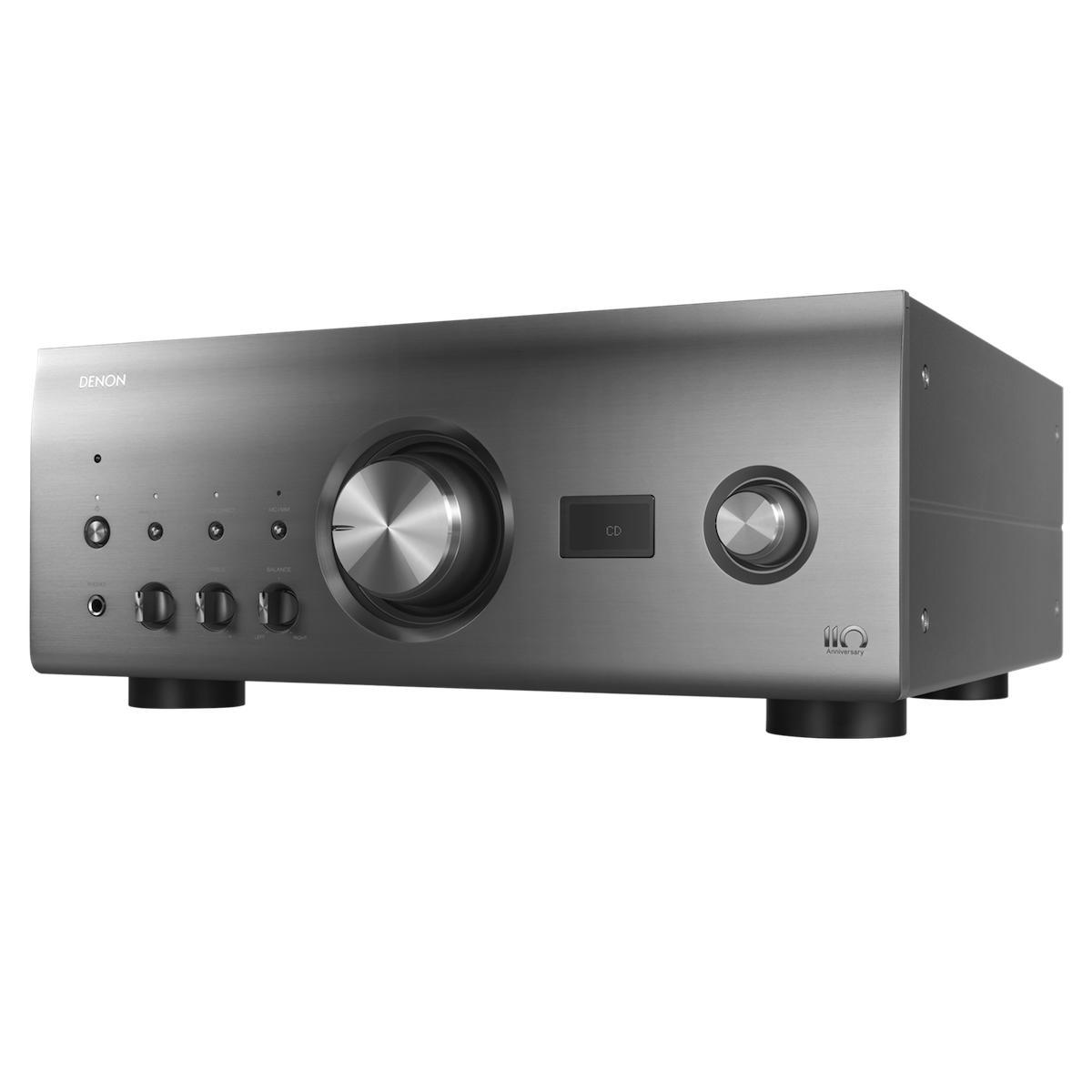 Denon PMA-A110 - Integrated Stereo Amplifier, Denon, Integrated Amplifier - AVStore.in