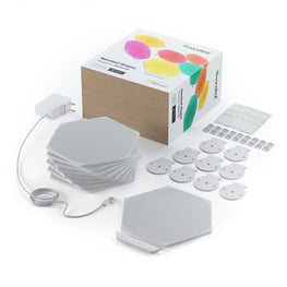 Nanoleaf Shapes Hexagon Starter Kit - 9 Light Panel, Nanoleaf, Smart Light - AVStore.in
