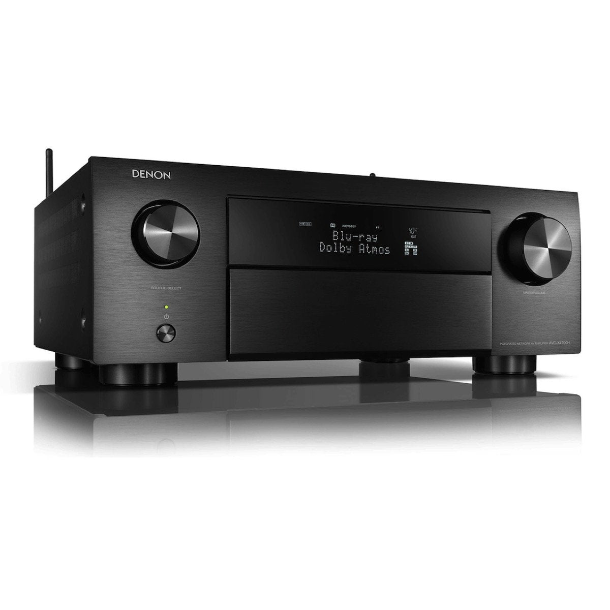 Denon AVC-X4700H - 9.2 Channel AV Receiver - AVStore.in