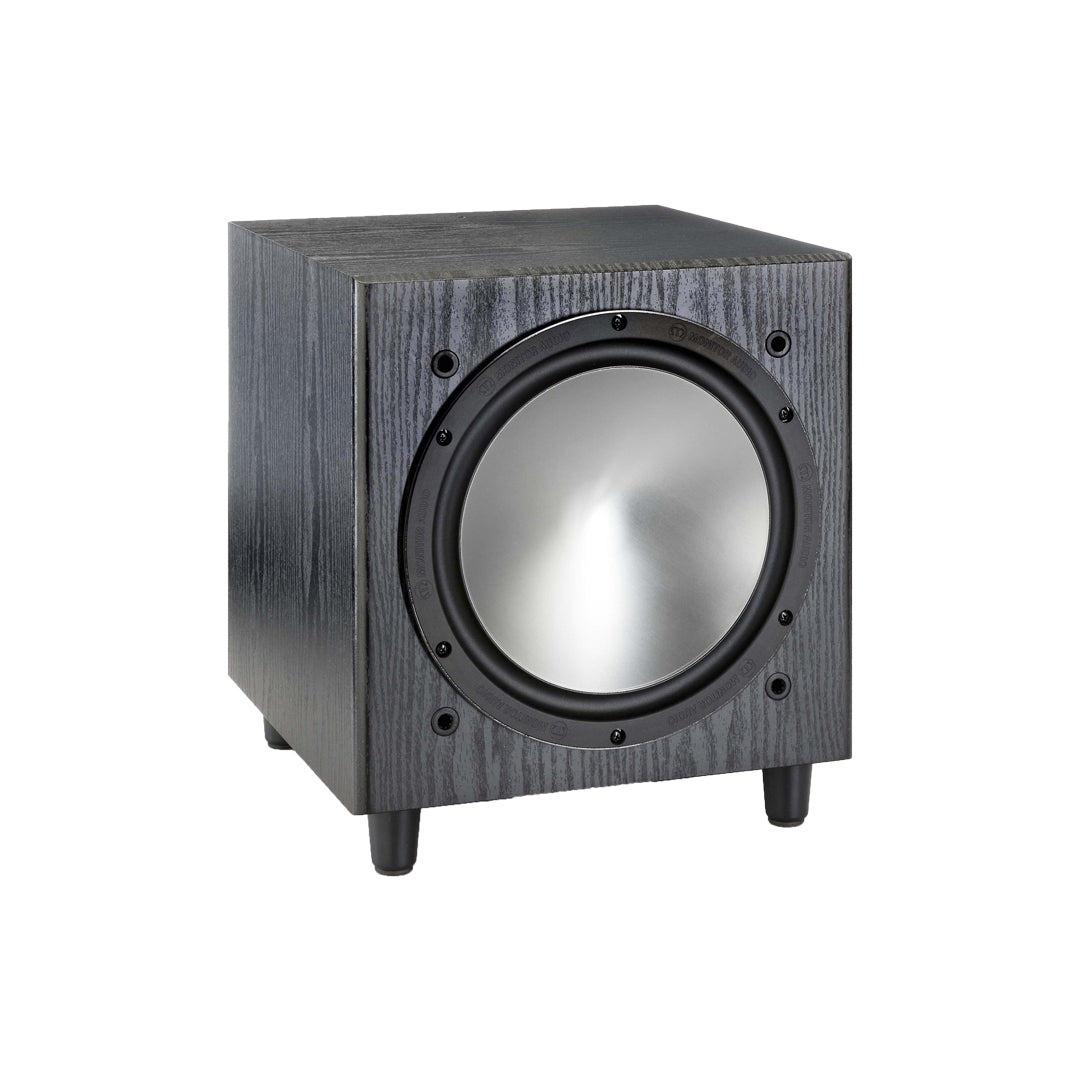 Monitor Audio - Bronze W10 (Powered Subwoofer), Monitor Audio, Active Subwoofer - Auratech LLC