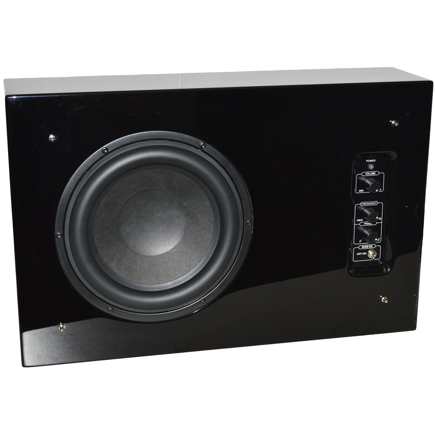 DLS Flatsub Stereo-One - Bluetooth 2.1 system (Piece), DLS, Active Subwoofer - Auratech LLC