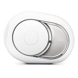 Devialet White Phantom Wifi Bluetooth Speaker, Devialet, Bluetooth Wifi Speaker - Auratech LLC