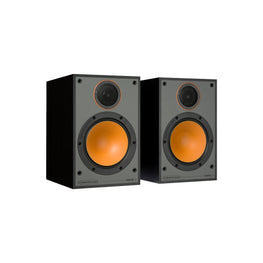 Monitor Audio - Monitor 100 (Pair), Monitor Audio, Bookshelf Speaker - Auratech LLC