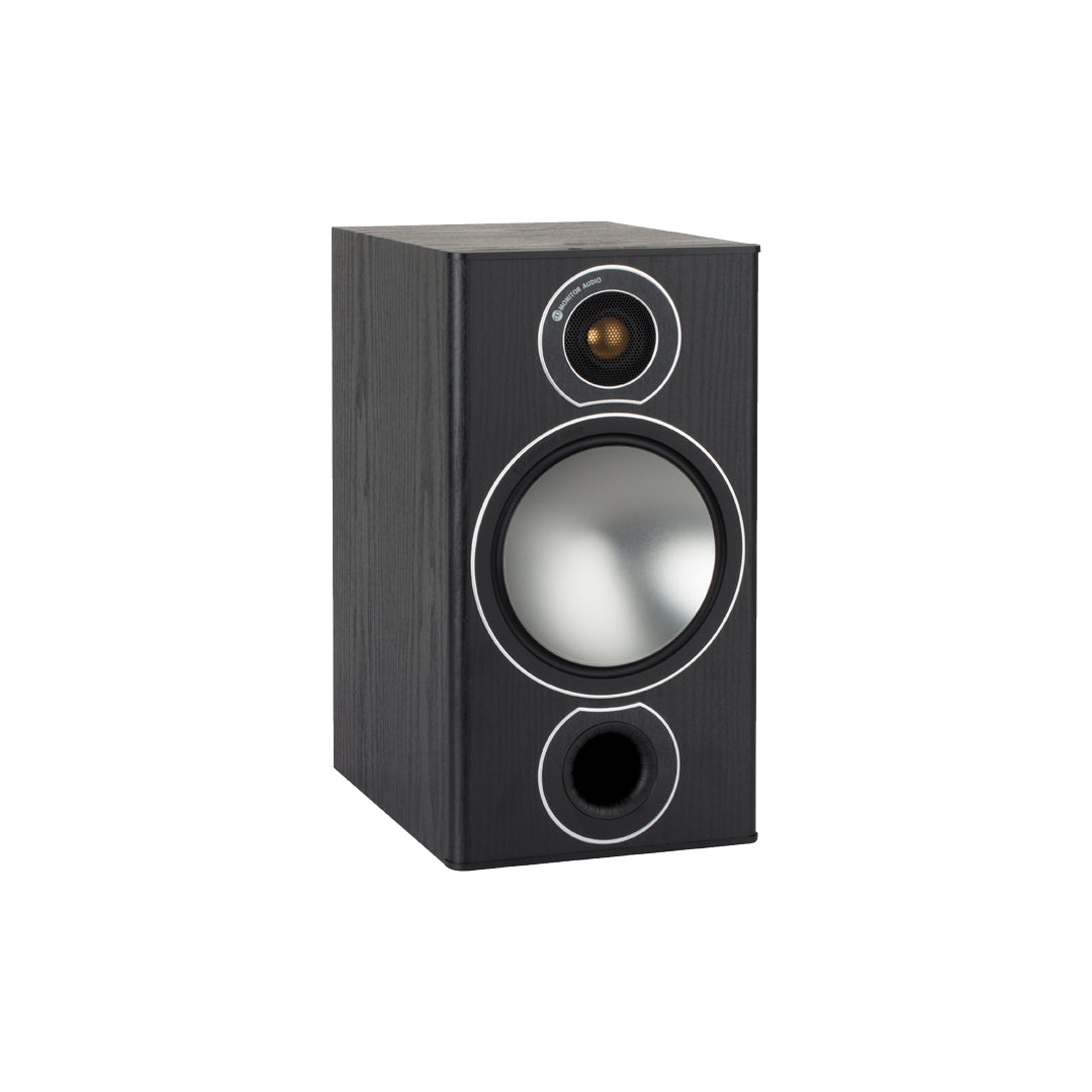 Monitor Audio - Bronze 2 (Pair), Monitor Audio, Bookshelf Speaker - Auratech LLC