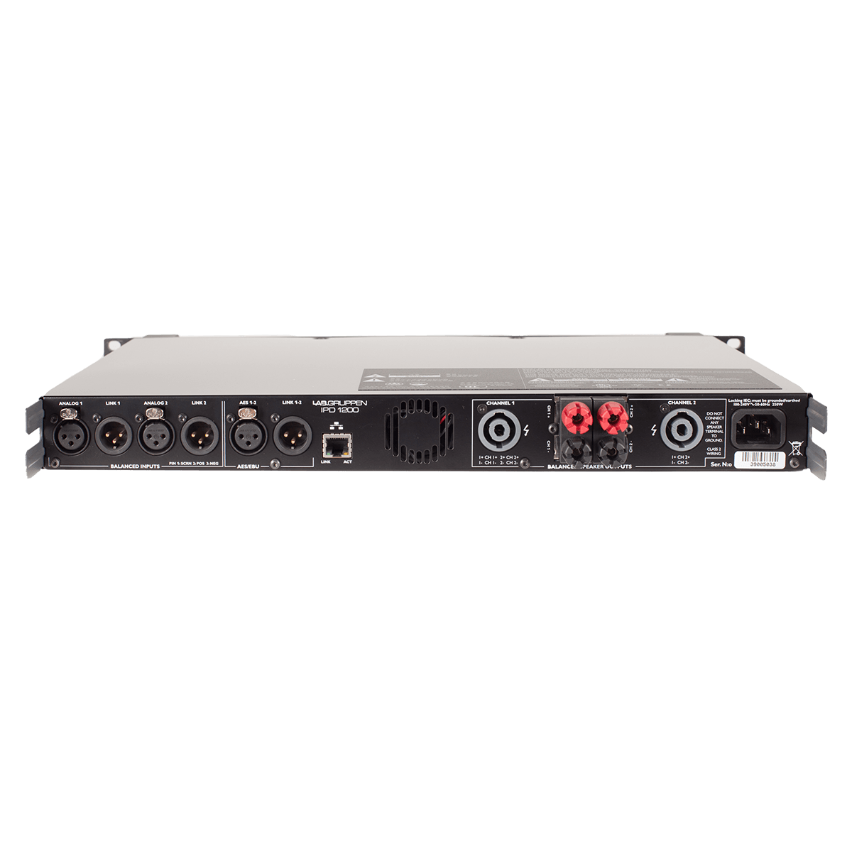 Procella DA05-DSP Amplifier, Piece - Auratech LLC