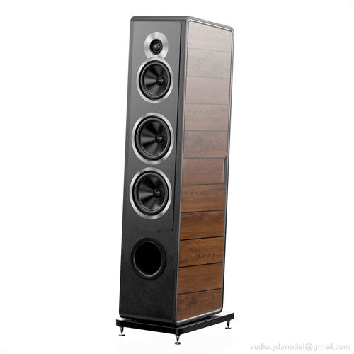 Sonus Faber Chameleon T (Floor Standing Speaker - Pair) - 4 Side Panels Included - Auratech LLC