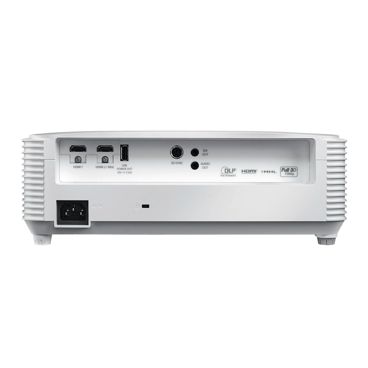 Optoma HD27e - Full HD Projector - AVStore.in