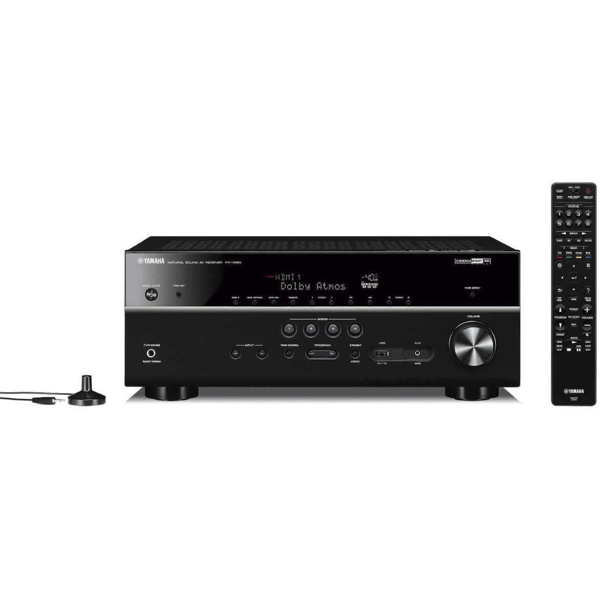 Yamaha RX-V685 - 7.2 Channel AV Receiver - Auratech LLC