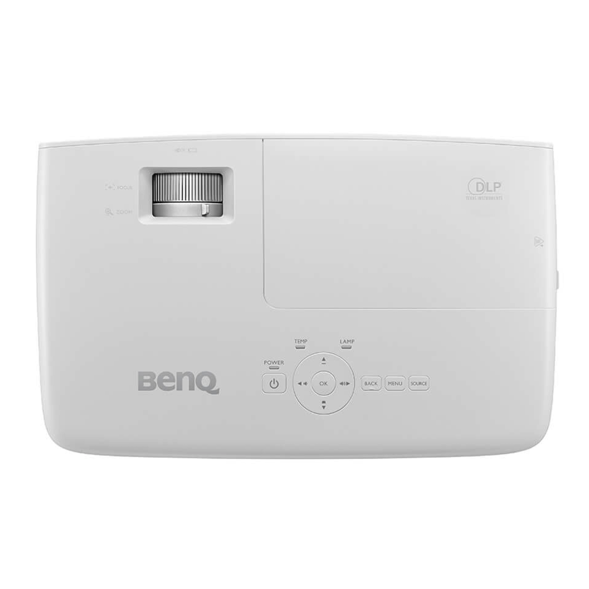 BenQ W1090 - Full HD Home Cinema Projector, BenQ, Projector - Auratech LLC