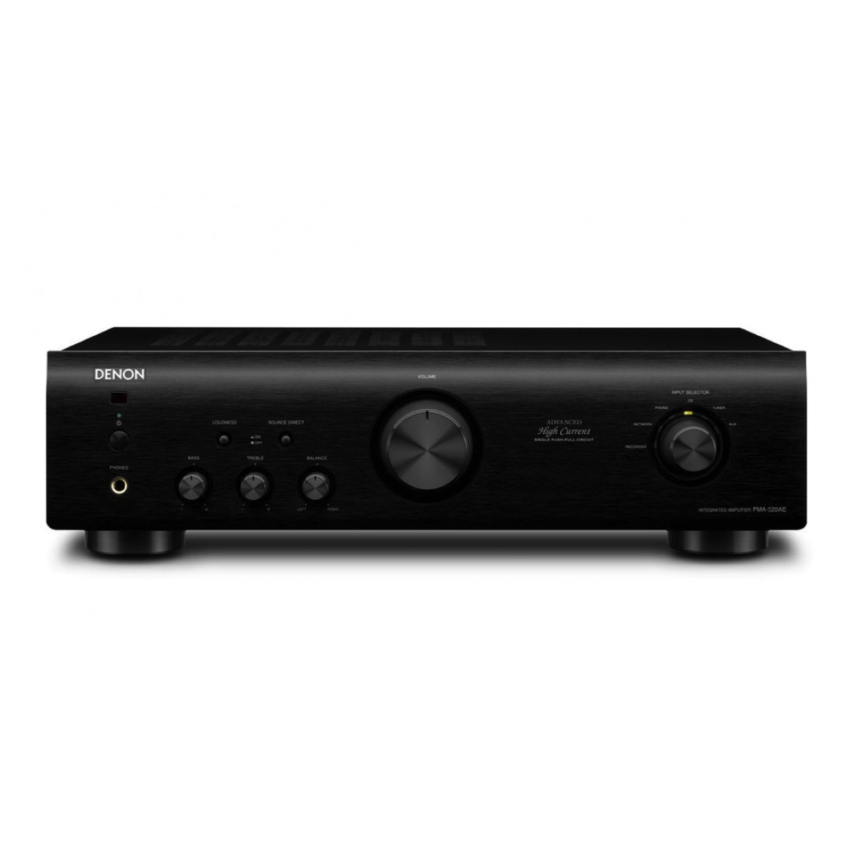 Denon PMA-520AE - Integrated Amplifier, Denon, Integrated Amplifier - Auratech LLC